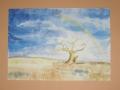 Acryl auf Papier 30x40cm